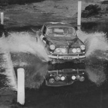 1966 SCR Max Winkless, A. Smith - Volvo 122S