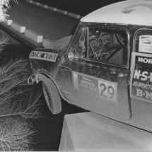 1966 SCR [oops] Peter Walz, Bob Cain