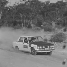 1968 SCR Amaroo -- & John Pettitt Datsun Bluebird