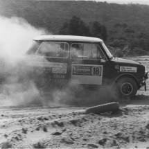 1968 SCR [Amaroo start] Evan Green, George Shepheard - BMC Morris Cooper S