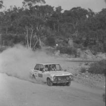 1968 SCR Datsun 1000 Steve Purdy & Trevor Booth