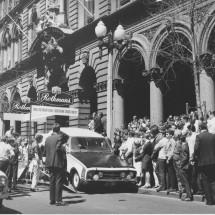 1968 SCR Start @ GPO Martin Place, Sydney