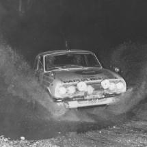 1969 SCR Allan Montgomery, Bill Rudd [PNG crew] - Bellett GT