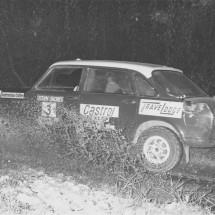 1969 SCR [near Tenterfield] Outright Winners Andrew Cowan, Dave Johnson - BLMC Austin 1800
