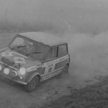 1971 SCR Andrew Cowan, John Bryson - BLMC Cooper S1275
