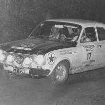 1971 SCR Bob Holden, John Dawson-Damer - Ford Ecsort [twin-cam]