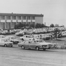 1971 SCR Travelodge [Event HQ & parc ferme]