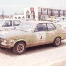 1971 SCR [Winners @ parc ferme] Colin Bond, George Shepheard - HDT Torana XU-1