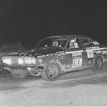 1972 SCR Bruce Wilkinson, Roger Bonhomme - Datsun180B