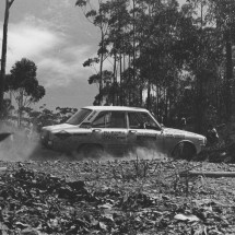 1972 SCR Doug Coulter, Geoff Downey - Mazda 1300
