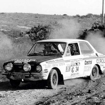 1974 SCR [Jewells Siding] Car#34 Gary Meehan, Graeme Gillies - 1969 Toyota Corolla