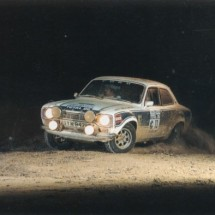 1975 SCR Bob Watson, Jeff Beaumont - Ford Escort [RS 1600 ... BDA Mk1]