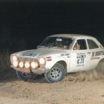 1975 SCR Bruce Hodgson, Chris Heaney - Escort RS 1600