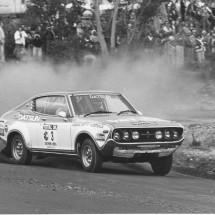 1976 SCR [Amaroo start] Harry Kallstrom, Roger Bonhomme - Datsun 710SSS