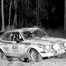 1976 SCR Gary Meehan, Martin Fell - Toyota Corolla