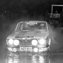 1976 SCR [Gordonville Ford] Gary Meehan, Martin Fell - Toyota Corolla