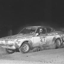 1976 SCR Harry Kallstrom, Roger Bonhomme - Datsun 710SSS 002