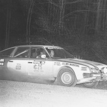 1976 SCR Jim Reddiex, Jeff Tremain - Citroen CX 2200