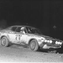 1976 SCR Per-Inge Walfridsson, Peter Godden - Datsun 710SSS - Stages of Destruction [Div.1]