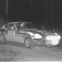 1976 SCR Ross Dunkerton, Dr. John Williams - Datsun 260Z 002
