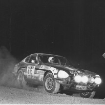 1976 SCR Ross Dunkerton, Dr. John Williams - Datsun 260Z