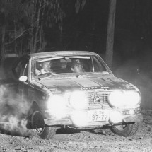 1976 SCR [Team Safari] Kengo Kitaura, Kanji Nakayama - Toyota Corolla Levin