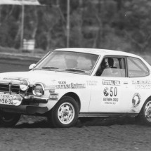 1976 SCR [Team Safari] Susumu Enjitsu, Shiro Kawabe - Mitsubishi Lancer
