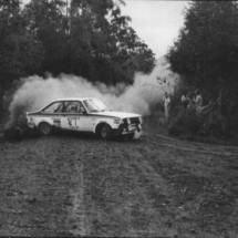 1976 SCR Timo Makinen, Henry Liddon - Ford Escort RS 1800