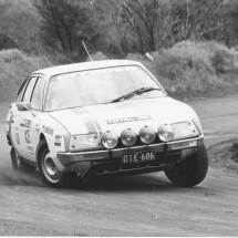 1977 SCR [Amaroo start] Jim Reddiex, Jeff Tremain - Citroen CX 2200