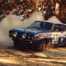 1977 SCR Bob Watson, Peter Godden - Datsun 710SSS