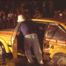 1977 SCR [Gordonville Ford] Colin Bond, John Dawson-Damer - Ford Escort RS 1800