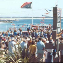 1977 SCR Rally Event HQ - Sandcastle Motor Inn, Town Beach, Port Macquarie
