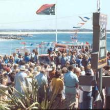1977 SCR Rally Event HQ - Sandcastle Motor Inn, Town Beach, Port Macquarie