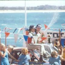 1977 SCR [Winners] Raunno Aaltonen, Jeff Beaumont -Datsun 710SSS