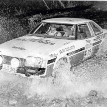 1978 SCR Car#25 Gary Meehan, Graham Roser - Toyota Celica