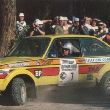 1978 SCR Colin Bond, John Dawson-Damer - Escort RS 1800
