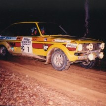 1978 SCR Colin Bond, John Dawson-Damer - Ford Escort RS 1800