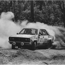1978 SCR Ross Dunkerton, Adrian Mortimer - Datsun Stanza [single-cam]