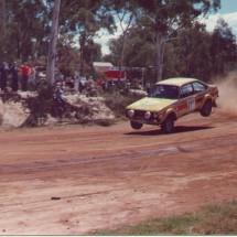 1979 SCR [Amaroo oops!] Bjorn W, Hans T - Ford Escort RS 1800