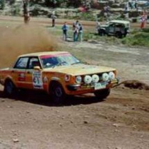1979 SCR [Amaroo start] Geoff Portman, Ross Runnalls - Cortina 6