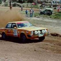 1979 SCR [Amaroo start] Geoff Portman, Ross Runnalls - Cortina 6