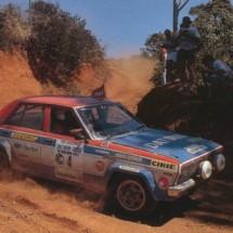 1979 SCR [Dam Site] Ross Dunkerton, Jeff Beaumont - Datsun Stanza
