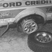 1979 SCR Greg Carr, Fred Gocentas - Ford Escort RS 1800