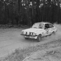 1980 SCR [Spring Ck Rd] Dan W, Steve G -Whalebone [FIA Group 1] Escort RS2000