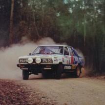 1980 SCR [Winner] Ross Dunkerton, Jeff Beaumont - Datsun Stanza
