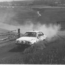 1980 SCR [the dam site] Dan W,Steve G -Whalebone [FIA Group 1] Escort RS 2000