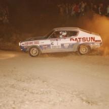 77 SCR Ross Dunkerton - Graeme Pigram