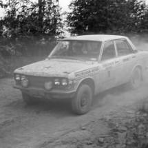 Bruce Wilkinson - Datsun 1600
