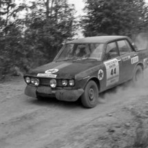 Peter Lang - Ed O'Cleary Datsun 1600