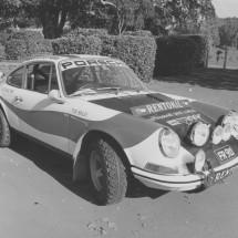 Tim Bailey [NZ competitor in 1973 SCR] - Porsche ....